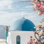 Santorini nudi tisoč in eno priložnosti za dobro fotografijo ... (razlog št.2) (foto: Instagram/ajdasitar)