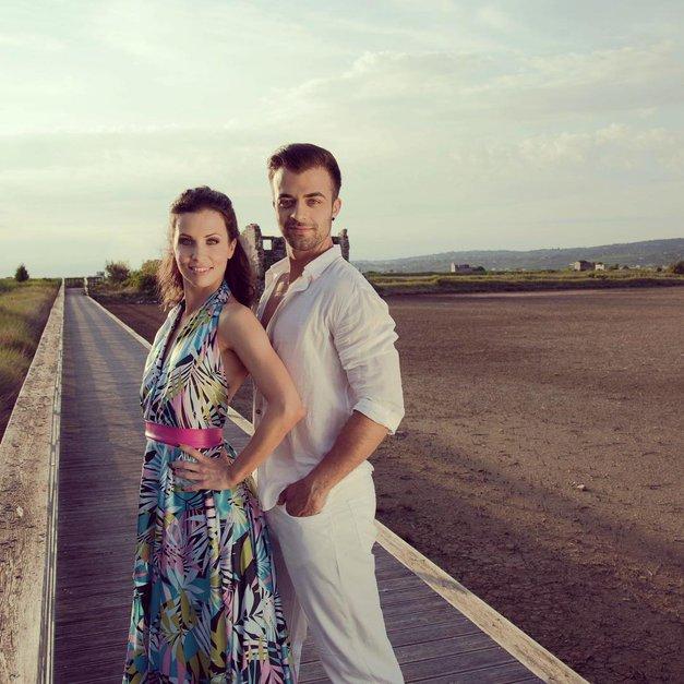 Gašper Rifelj (Zvezde plešejo) uresničuje svojo veliko željo (foto: Instagram.com/@gasperrifelj)