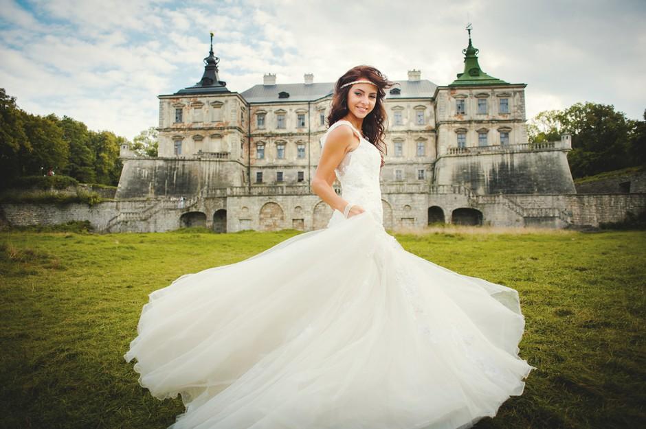 Na tem gradu iz Disneyjeve pravljice lahko preživiš čarobne medene tedne