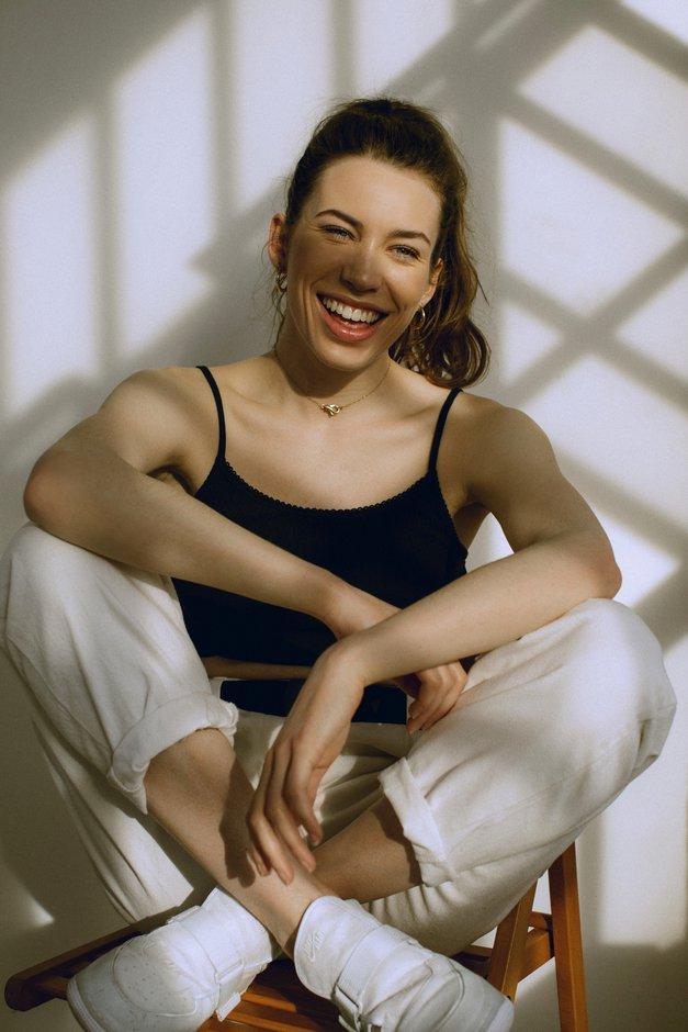 Sarah Close: zakaj z glasbeno kariero začeti na YouTubu (foto: Osebni arhiv)