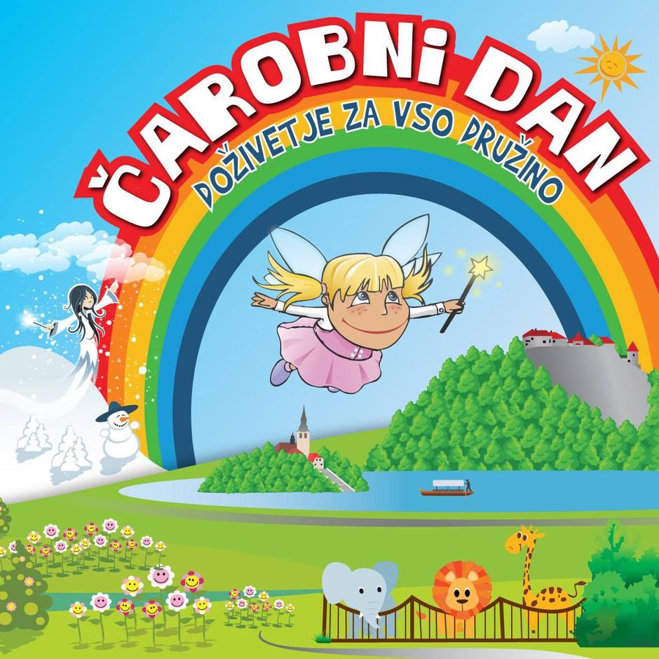 Dogodek Čarobni dan v Arboretumu Volčji Potok bo 9. 9. 2018! (foto: Promocijsko gradivo)