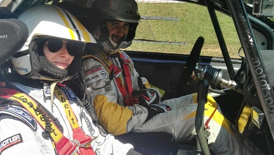 Moj prvič: adrenalinska vožnja s Timom Novakom (foto: Promocijsko gradivo)