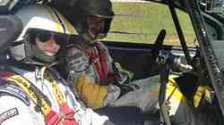 Moj prvič: adrenalinska vožnja s Timom Novakom
