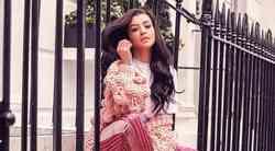 FOTO: Sanja Grohar je končno pokazala svojo poročno obleko!