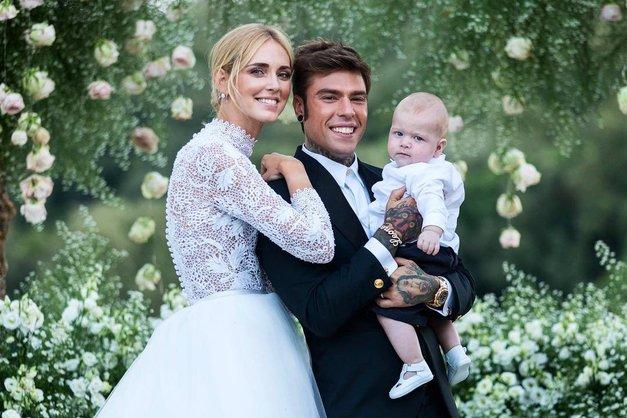 FOTO: TO je poroka, ki je zasenčila kraljevo poroko Meghan in Harryja (foto: Profimedia)