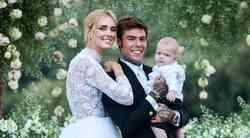 FOTO: TO je poroka, ki je zasenčila kraljevo poroko Meghan in Harryja
