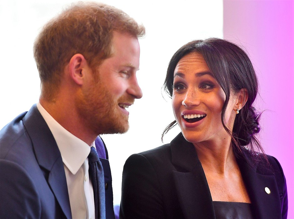 Meghan Markle po nesreči izdala ljubkovalno ime, s katerim kliče princa Harry-ja! (foto: Profimedia)