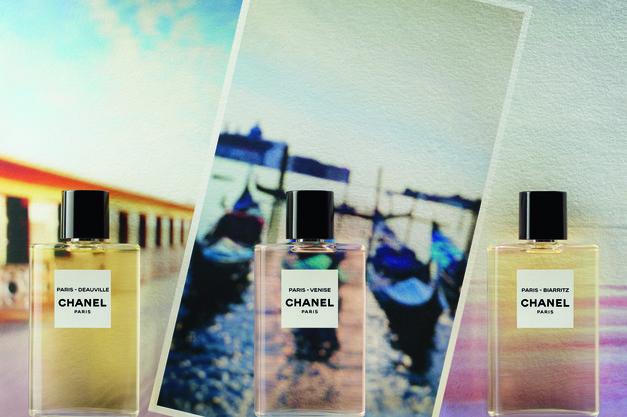 Chanel: 3 nove dišave za popolno (in samozavestno) jesen (foto: Promocijsko gradivo)