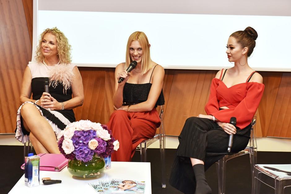 VIDEO: Super ženske o tem, ali so res super (okrogla miza) (foto: Igor Zaplatil)