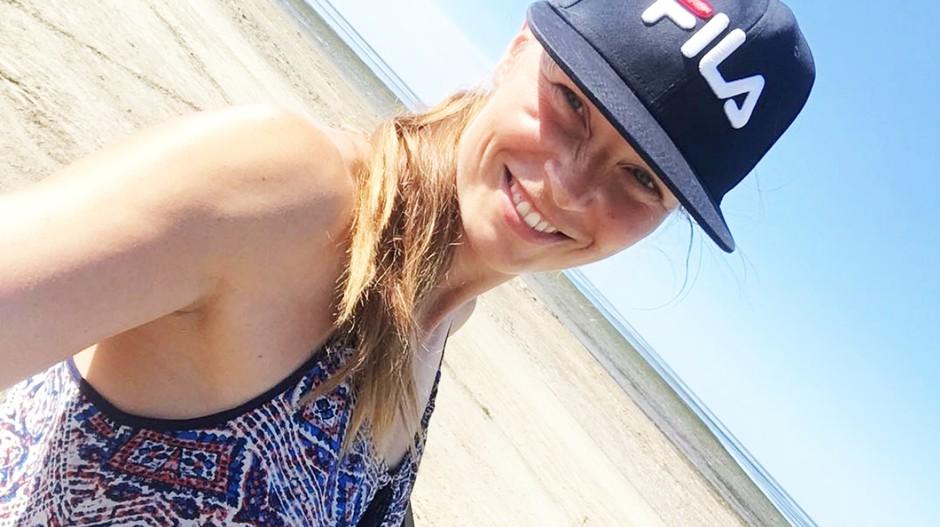 FOTO: Tako je svoje prvo poletje s hčerko preživela Tina Maze (foto: Instagram.com/tinamaze)