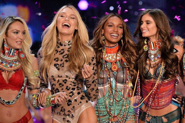 Pri Victoria's Secret so nas navdušili z izbiro nove manekenke (in tudi tebe bodo)! (foto: Profimedia)