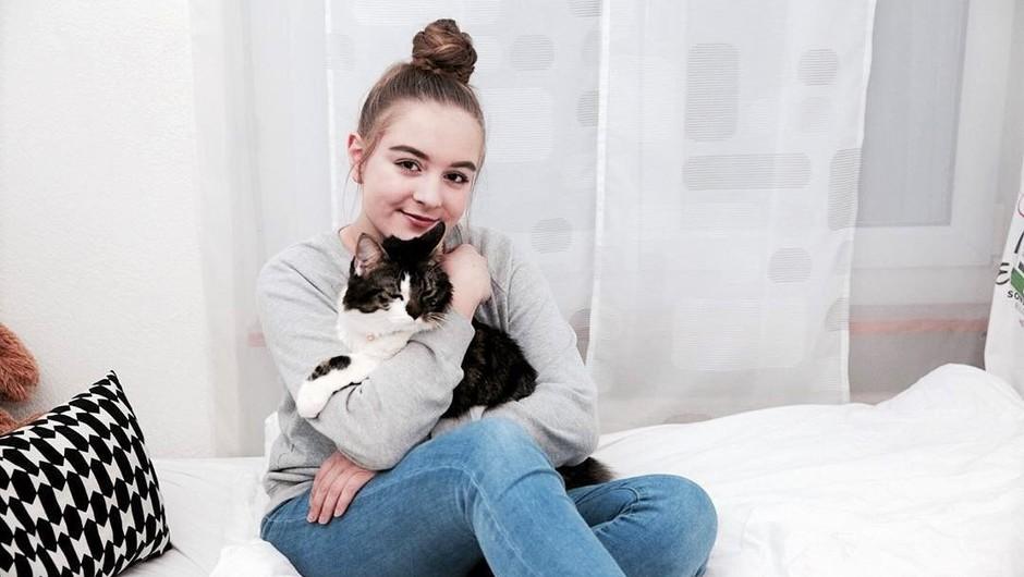 VIDEO: Talentka Lina je vse oboževalce presenetila s prav posebno  novičko! (foto: Instagram.com/@linakuduzovic)