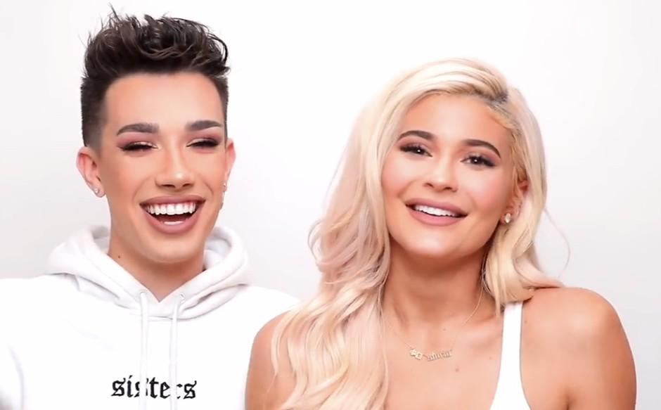 Poglej, kako fantastično masko je TA Youtuber letos naredil Kylie Jenner (VIDEO) (foto: Printscreen Youtube)