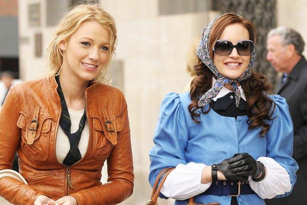 OMG! Blake Lively bo posnela novo serijo (ki bo zeloooo podobna Gossip Girl) (foto: Profimedia)