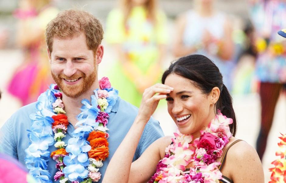 Aww, kako lepo! Princ Harry ima za njunega otroka vzdevek, ki nas je čisto raznežil (foto: Profimedia)
