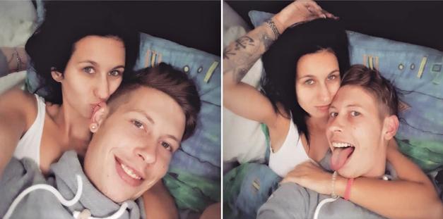 OMG! Tamara in Renato (Ljubezen po domače) sta se razšla in mi imamo DOKAZ! (foto: Instagram/Tamara Korošec)