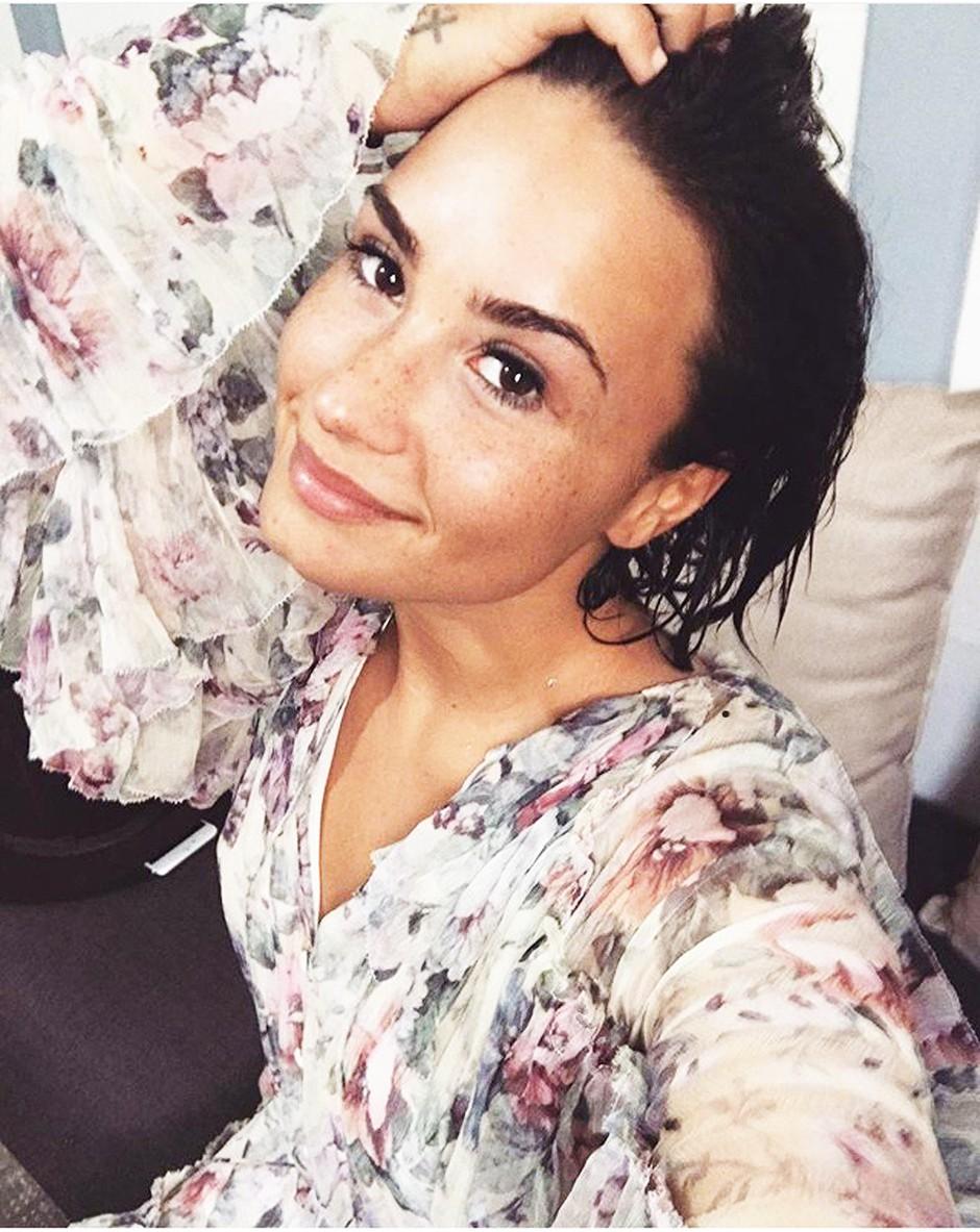 Demi Lovato je zapustila kliniko za odvajanje. Poglej, kako je videti po treh mesecih zdravljenja (foto: Profimedia)