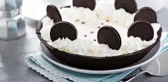 Samo v 10 minutah: Cheesecake torta z OREO piškoti! (brez PEKE)