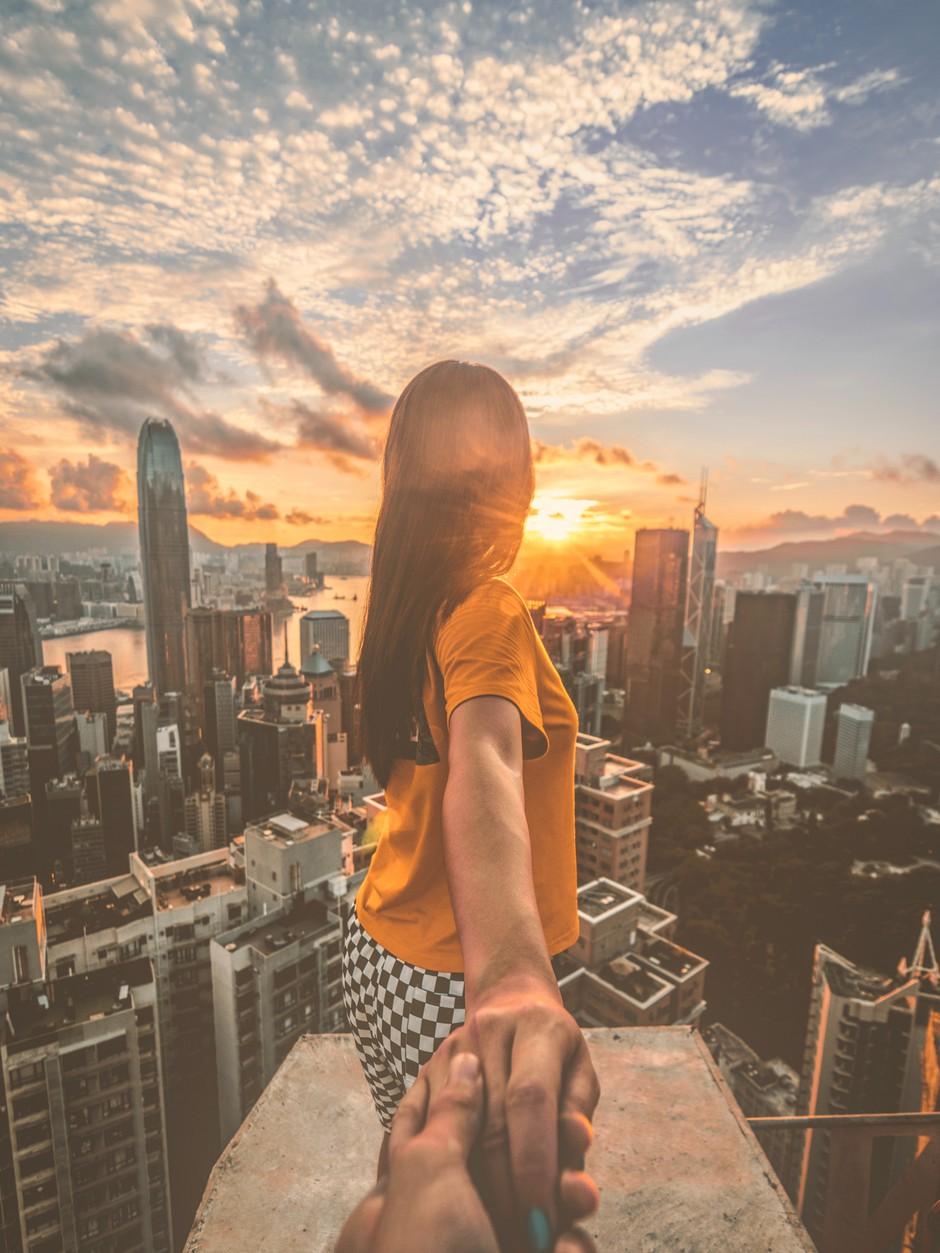 Če bi vedela, da je jutri tvoj zadnji dan, kaj vse bi želela še narediti? (100 idej za ustvarjanje nepozabnih spominov) (foto: Unsplash/Elvis Ma)