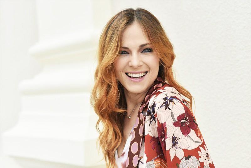 FOTO: Nina Pušlar je spremenila svoj videz, in mi smo NORO navdušeni (foto: Primož Predalič)