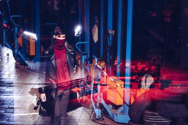 MBFW: Mednarodni modni večer navdušil z avantgardnimi kolekcijami moških oblačil (foto: Žiga Intihar)