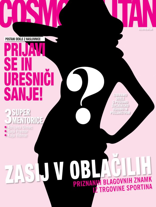 Postani NOVO dekle z naslovnice Cosmopolitana