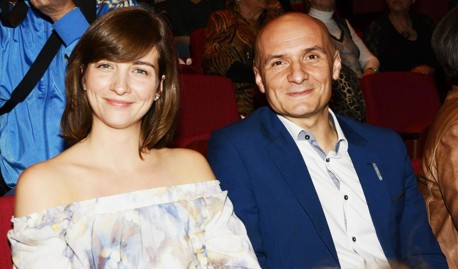 Ja pa iiiii! Že veš, kako ljubko ime ima 2-letna hčerkica Branka Čakarmiša (Slovenija ima talent)? (foto: Sašo Radej)