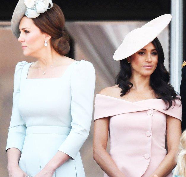 Drama na dvoru: Zaradi napetega odnosa med Meghan in Kate kraljevi predstavniki podali REDKO izjavo (foto: Profimedia)