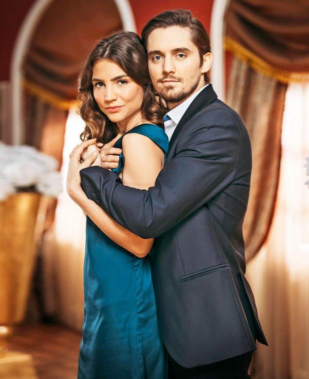 Klemen Janežič (Usodno vino) se je poročil! Poglej, kako lepa je njegova nevesta (foto: POP TV)