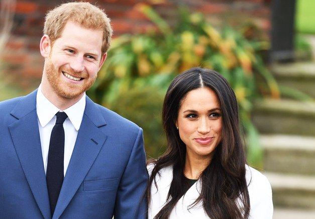 Harry in Meghan Markle sta objavila EDINO fotografijo z njunega poročnega sprejema (foto: Profimedia)