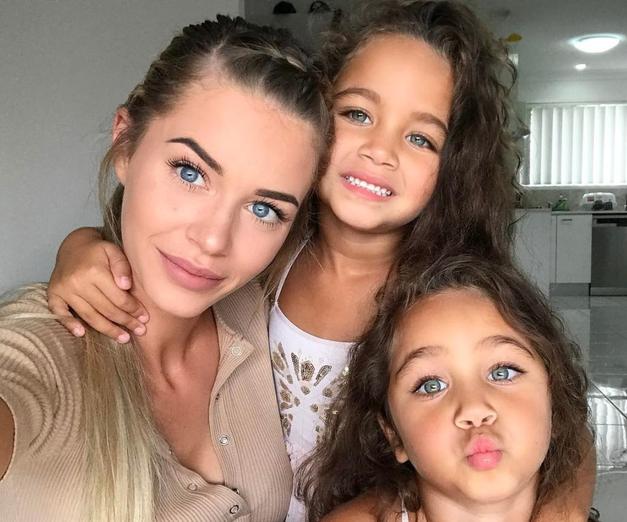 Poglej, kako izgleda najlepša družina na svetu (oči je BOŽANSKI!) (foto: https://www.instagram.com/brookeiseppi/)