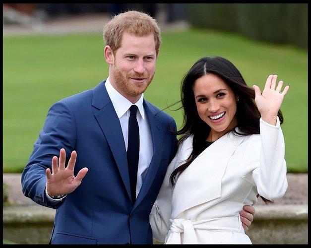 Meghan Markle in princ Harry sta izbrala botra za svojega otroka (foto: Profimedia)