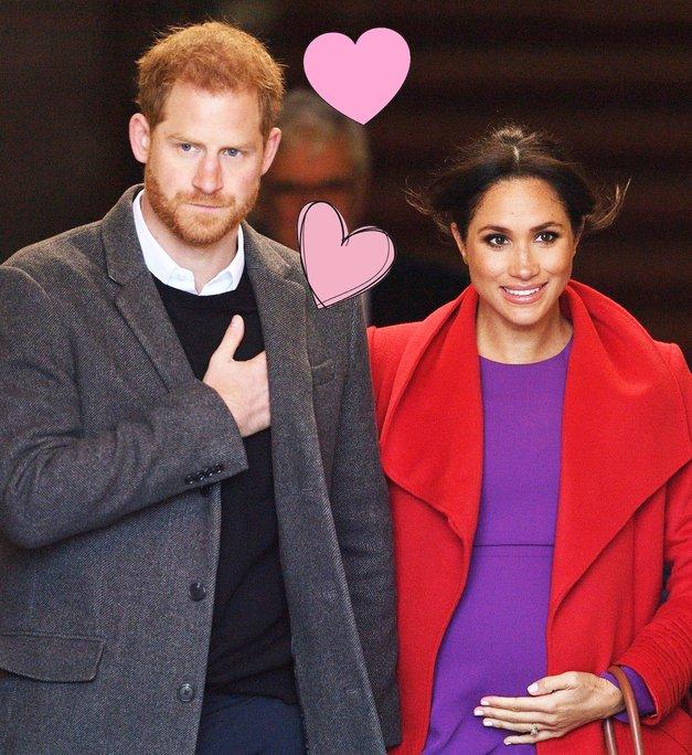 TO je razlog, da je princ Harry do Meghan tako zaščitniški (in pripravljen se je spreti tudi z Williamom) (foto: Profimedia)