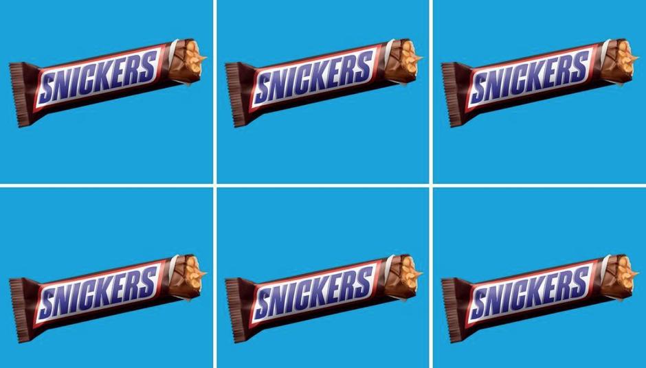 RECEPT: TE zdrave Snickers rezine si lahko privoščiš brez slabe vesti(božanske so) (foto: Instagram.com/snickers)