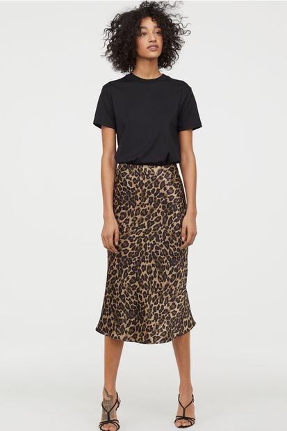 ... leopardji vzorec! No, vanj se je zaljubila že velika večina modne javnosti, zato ne preseneča, da je tole H&M ...