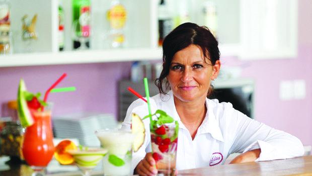 Kavalova kulinarična ustvarjalnica - Koktajl šola z Drago Kepeš (foto: Arhiv)