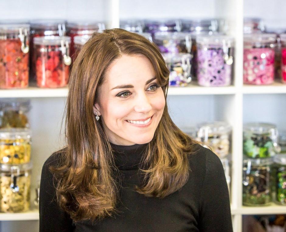 Nikoli ne uganeš, s katero TV serijo je popolnoma obsedena Kate Middleton (foto: Profimedia)
