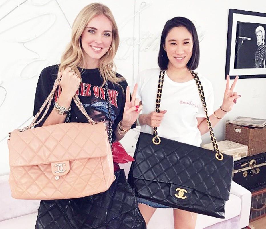 OMG! Našli smo popolno kopijo Chanelove 'it torbice' pomladi (za samo 10€!) (foto: Profimedia)