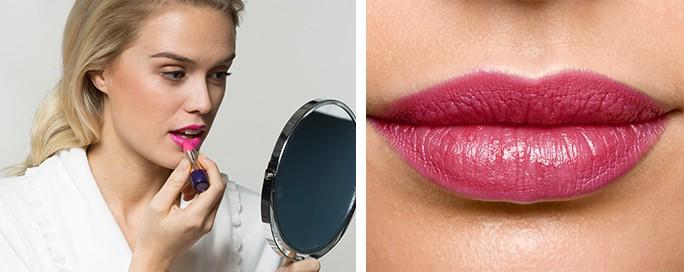 Kako veš, katera šminka POPOLNO pristoji tvoji koži? TAKO! (foto: Promocijsko gradivo)