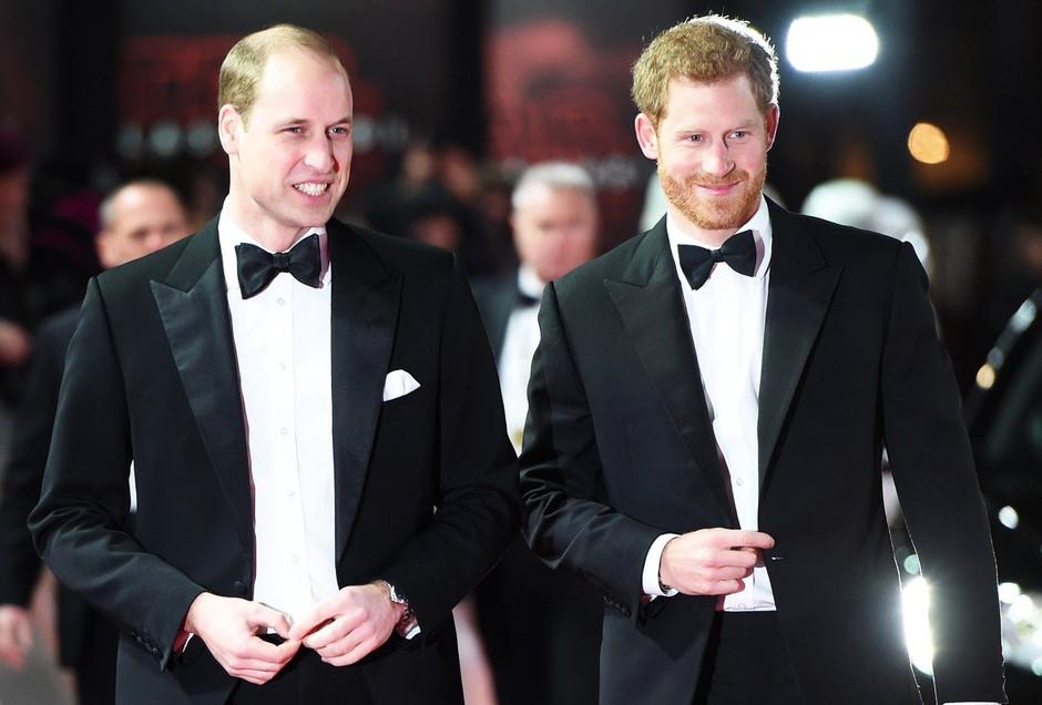 Awwwwww! Harry in William imata ZELOOOO vročega bratranca (razglasili smo ga za najlepšega člana kraljeve družine!) (foto: Profimedia)