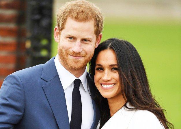Meghan in Harry sta delila EDINO fotografijo s praznovanja rojstnega dne (in ni takšna, kot bi pričakovala) (foto: Profimedia)