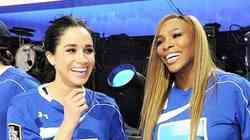 Serena Williams je obiskala družino Sussex in na spletu objavila ZELO REDKO fotografijo