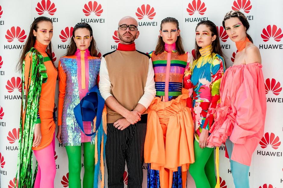 Kaj imajo skupnega Peter Movrin in telefoni Huawei? (foto: Matic Kremžar)