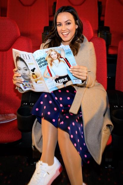 Moderatorka ekskluzivne Cosmo premiere filma Prvič je v Cineplexxu Kranj bila Lea Filipovič (vsem bolje poznana kot Lepa afna). Poglej, …