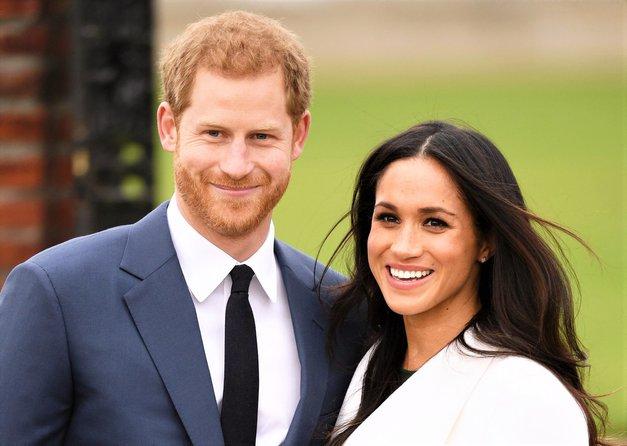 Meghan Markle je RODILA! S princem Harryjem sta se razveselila ... (foto: Profimedia)