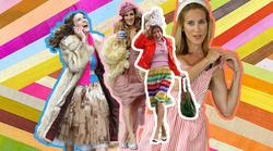 Spoznaj TRIK Carrie Bradshaw, s katerim boš vzorce in barve kombinirala kot profesionalka (za vedno!)