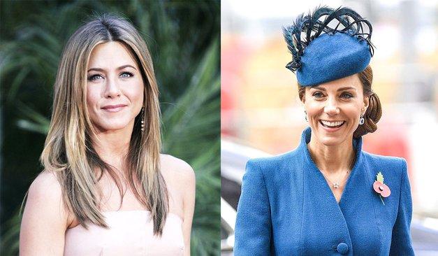 Najljubši (zelo LEPI!) sandali Kate Middleton in Jennifer Aniston so spet v prodaji (foto: Profimedia)