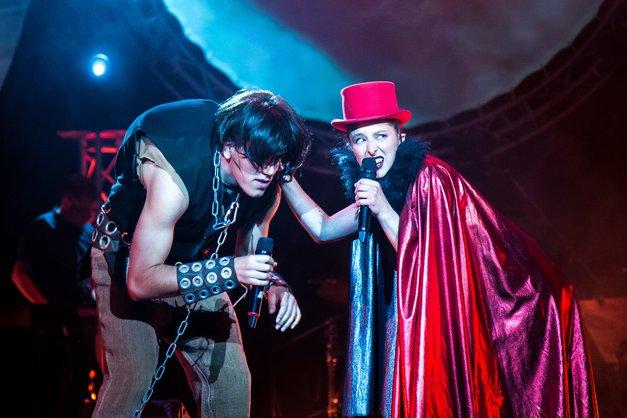 Vabljeni na improvizacijsko parodijo Evrovizije (foto: Promocijsko gradivo)
