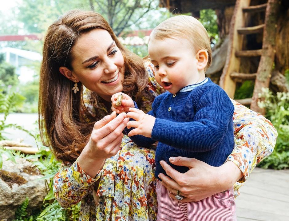 Oooooo! Našli smo oseben VIDEO družinskega življenje Kate Middleton in princa Williama (foto: Profimedia)