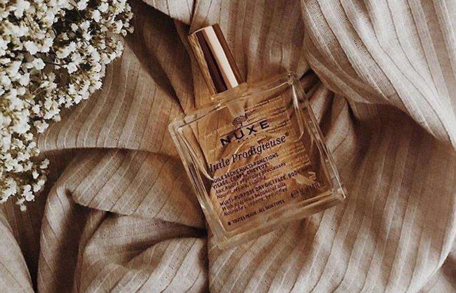 Obožuješ Nuxovo suho olje? Potem MORAŠ spoznati TOLE novost (foto: Instagram.com/nuxe_slovenija)